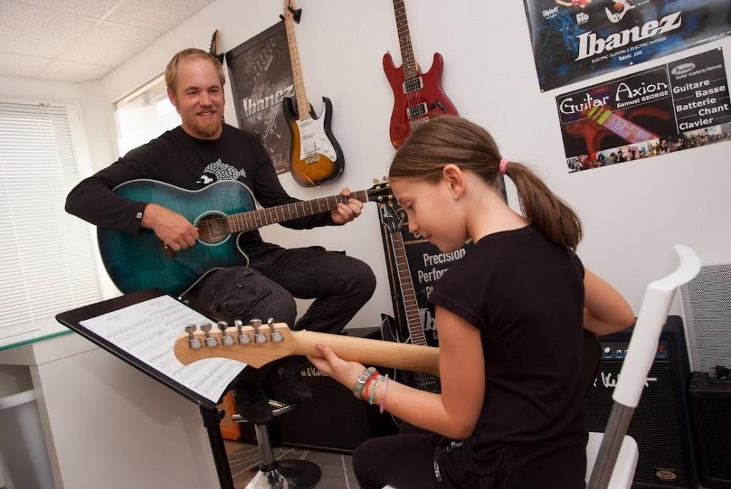Photos Ecole - Music axion - Cours de Guitare, Batterie ...