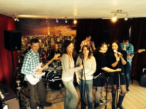 Music Axion - Atelier Rock / Funk Ecoles des musiques Actuelles Ibanez Rennes