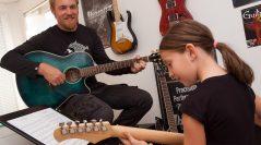Guitare Axion